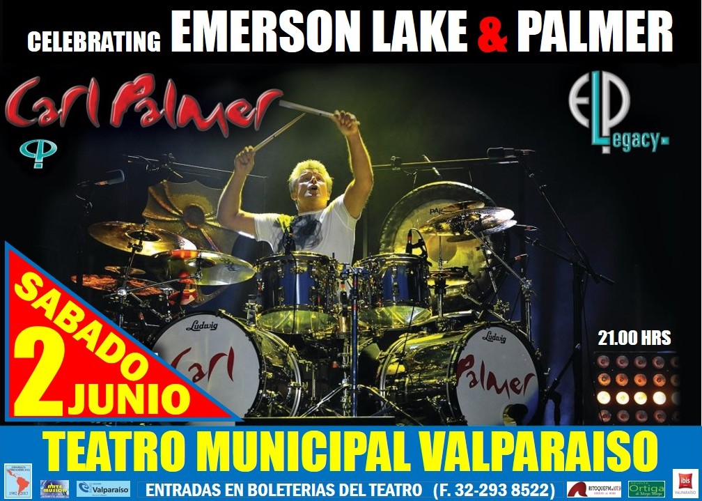 Carl Palmer Official Web Site - Carl Palmer Official Global Web Site