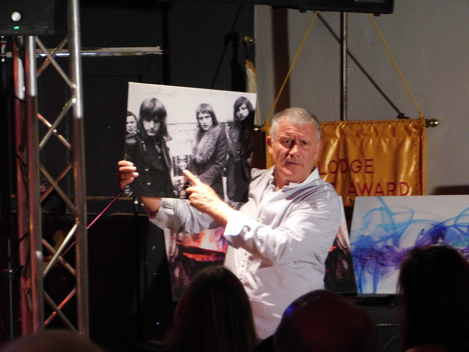 Updates Carl Palmer Official Global Web Site