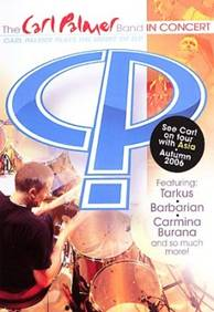 Carl Palmer Band In Concert (DVD)