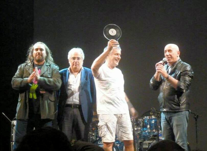 Afrika Rock Festival Award - Legend of Rock - Carl Palmer