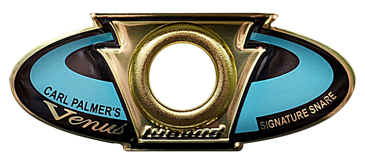 Carl Palmer Venus Snare Drum by Ludwig